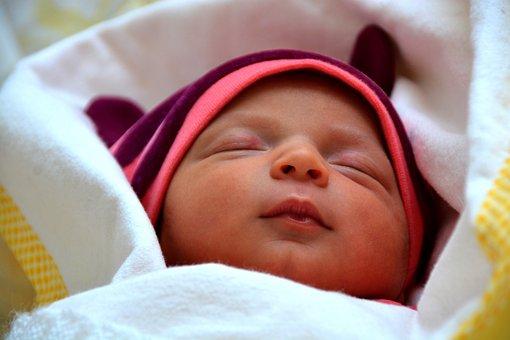 Laurel, Asleep, Baby, Princess, Child, Sleep, Sweet