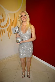 Statue, Wax, Britney Spears, Prominent, Music