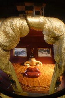 Illusion, Dali, Perspective, Surreal, Strange