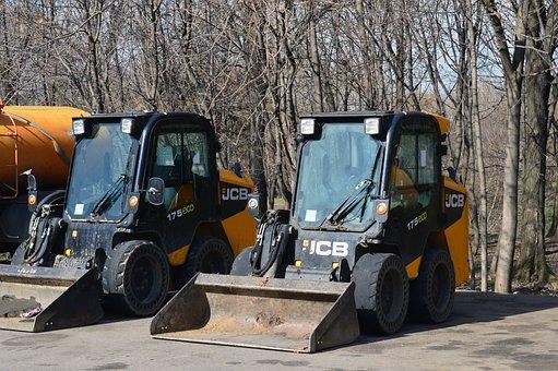 Loaders, Tractors, Technique, Excavators, Fleet