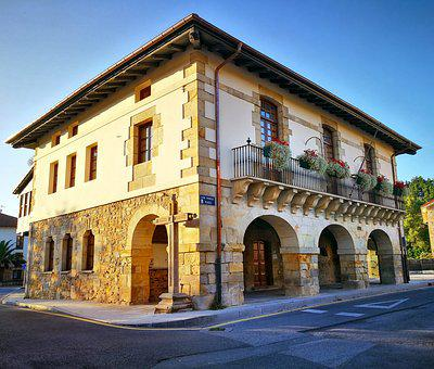 Architecture, Building, City Hall, Abadiano