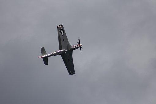 Bray, Wicklow, Ireland, Airshow, Flying, Sky, Flight