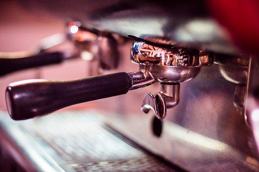 Coffee Machine, Espresso, Coffe