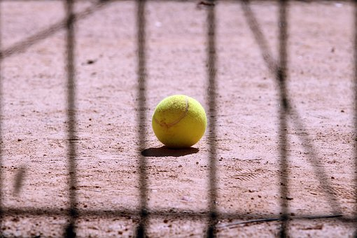 Tennis, Tennis Ball, Sport, Exercise, Games