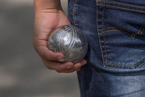 Bowling, Ball, Game, Address, Hand