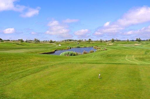 Golf, Golf Course, Golf Game, Grass, Play