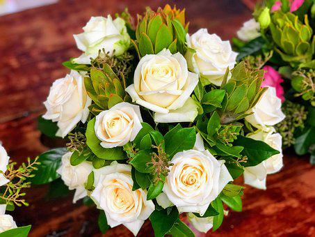 Roses, Bouquet, Beautiful, Love, Fragrance, Roses Bloom