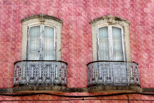 Window, Old, Old Window, Facade, Historically