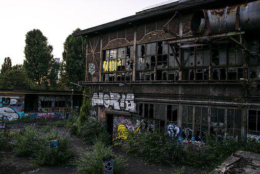Forget, Lost, Place, Lost Place, Old, Pforphoto, Ruin