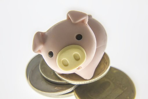 Toy, Finances, Financial, Symbol, Pig, Ruble, Money