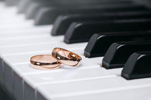 Wedding Rings, Wedding, Love, Rings, Marriage, To Marry