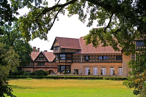 Schloss Cecilienhof, In The New Garden, Potsdam