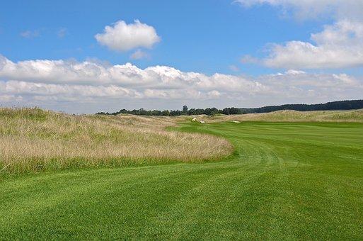 Golf, Golf Course, Sport, Green, Hobby, Grass