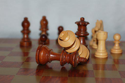 Chess, Game, Challenge, King, Winner