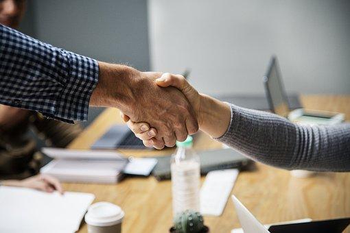 Achievement, Agreement, Arms, Business