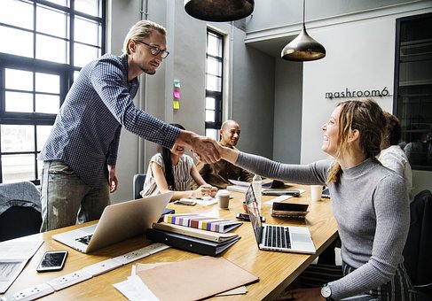 Achievement, Agreement, Business, Collaboration