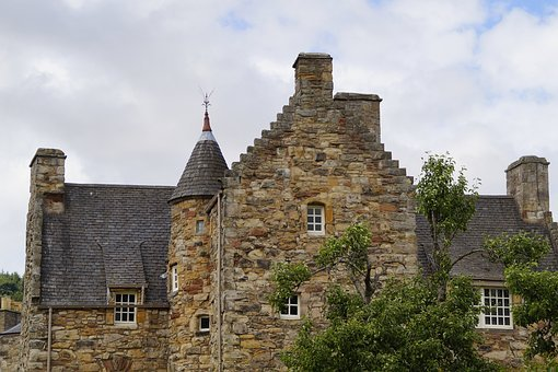 Scotland, Typical Of The Country, Architecture