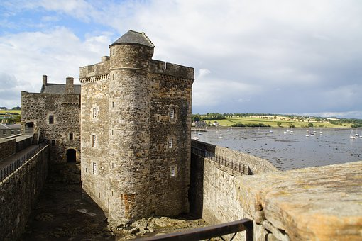 Blackness Castle, Castle, Scotland, The Firth Of Forth