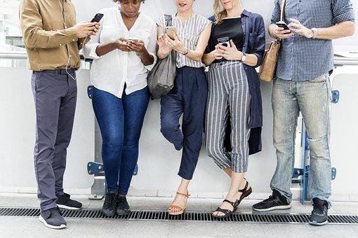 Chatting, Communication, Community, Connecting