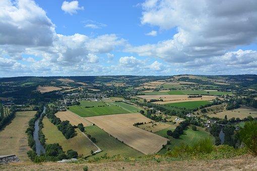 Panoramic Views, Clécy Normandy