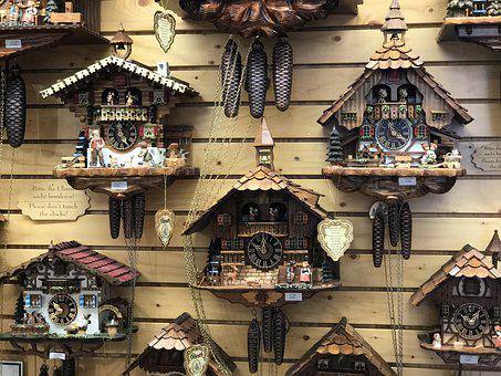 Cuckoo Clocks, Lake Constance, Tourist, Attraction