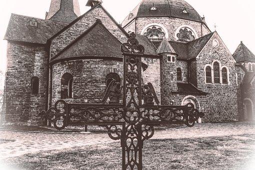 Church, Old, Religion, Dom, Historically, Christianity