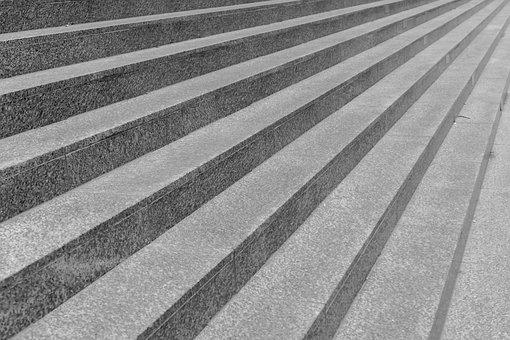 Stairs, Emergence, Gradually, Architecture, Staircase