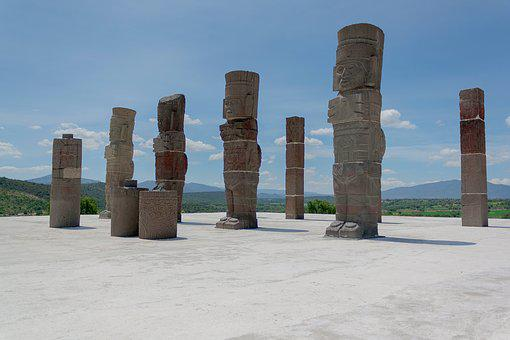 Hidalgo, Mexico, Archeology, Tourism, Ancient