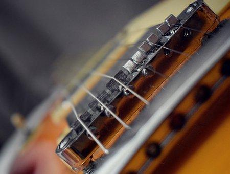 Pickup, Die, Guitar, Electronics, Instrument