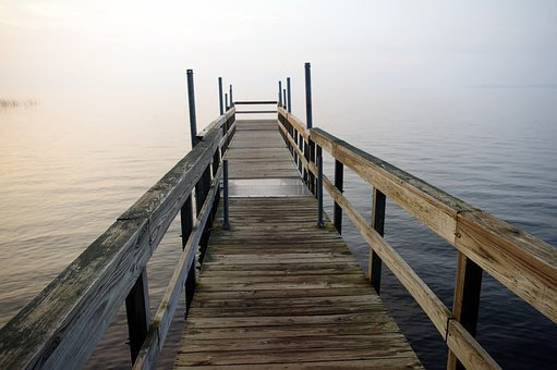 Mille Lacs Dock, Dock, Mille Lacs, Lake, Minnesota