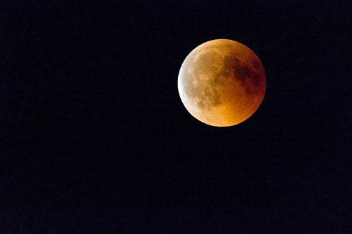 Blood Moon, Moon, The Moon Shall Be Dark, Moonlight