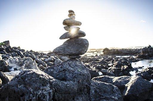 Zen, Rock Cairn, Rocks, Cairn, Nature, Balance, Stone