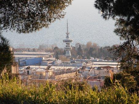 Ano Poli, Upper Town, Castle, Old City, Thessaloniki