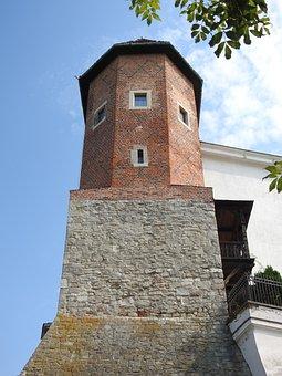 Castle, Architecture, History, Old, Mood, Sandomierz