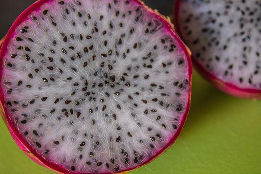 Pitaya, Fruit, Red, Tropical, Fresh, Dragon, Asian