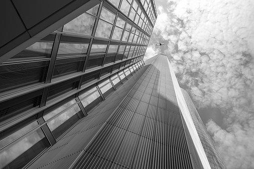Tower, Skyline, Building, Architecture, Skyscraper