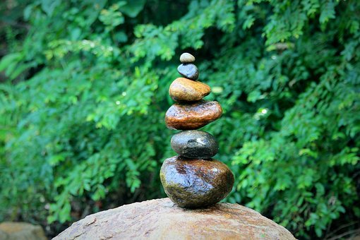 Balanced, Stone, Rocks, Balance, Stones, Nature