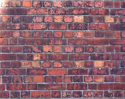 Brick, Texture, Wall, Pattern, Stone, Brickwork