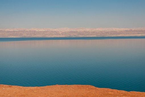 Dead Sea, Amman, Jordan, View, Vacations, Travel