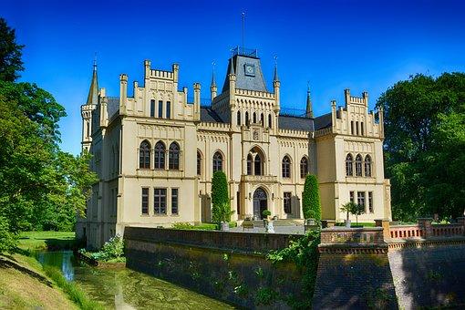 Castle, Castle Evenburg, Evenburg, Building, Travel
