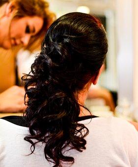 Styling, Wedding, Hairstyle, Woman, Hair, Fashion