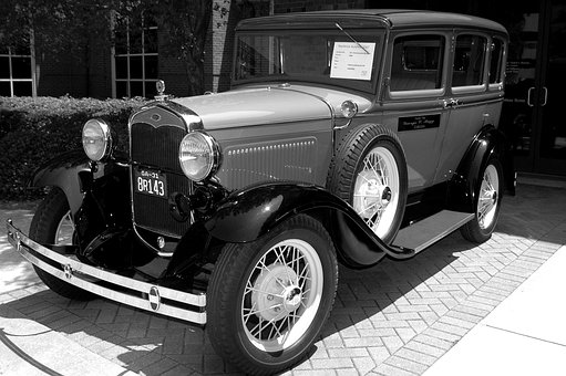 Classic Car, Retro, Antique, Car Show, Oldtimer
