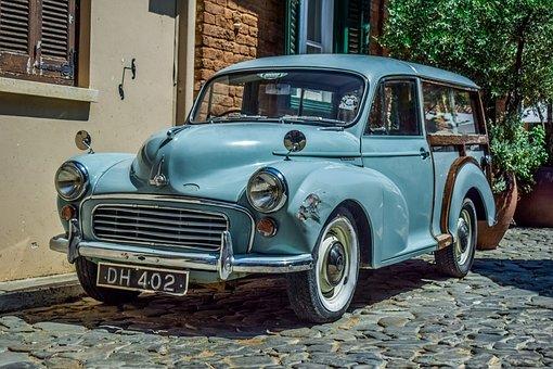 Car, Oldtimer, Classic, Automobile, Vehicle, Vintage