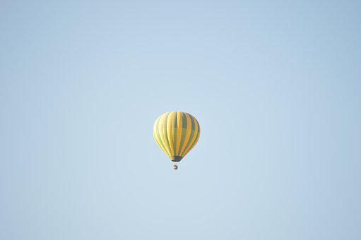 Sky, Balloon, Colorful, Flying, Floating, Ballooning