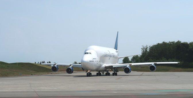 Boeing, Dreamliner, Dreamlifter, Plane, A Cargo Plane