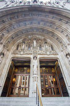 Church, New York, Historically, Travel, Cathedral