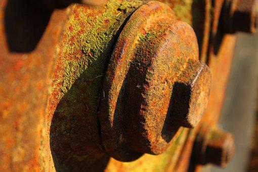 Rust, Wheel, Metal, Old, Retro, Rusty, Close Up, Rusted