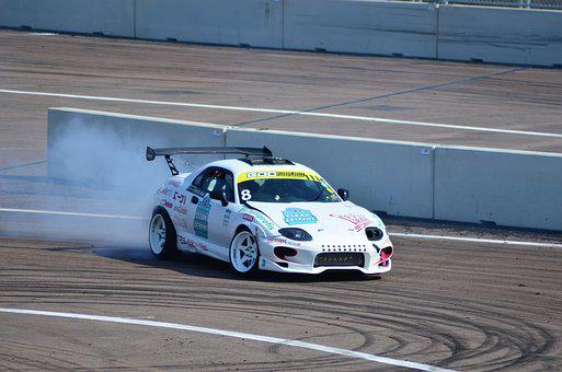 Drift, Auto, Motorsport, Speed, Drifting, Competition