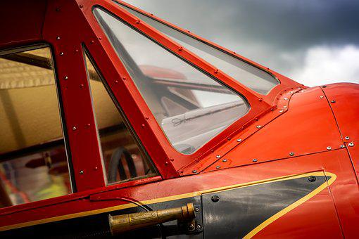 Aviation, Vintage, Plane, Fly, Aircraft, Classic
