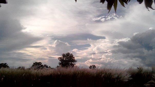 Nature, Calm, Landscape, Sky, Water, Summer, Reflection